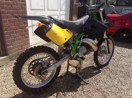 1994 kawasaki kx 250 2 stroke super evo motocross kx250 125 cr