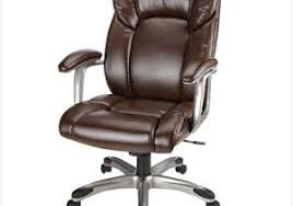 Realspace Chairs Office Depot Executive Chair Buy Realspace Bonded Leather High