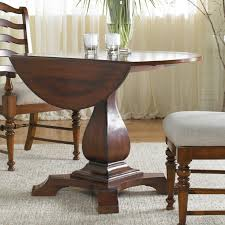 hooker furniture waverly place 42 in drop leaf pedestal table hooker furniture waverly place 42 in drop leaf pedestal table hayneedle