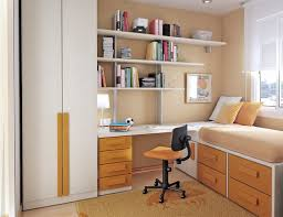 Desk Ideas For Small Spaces Magnificent Small Room Desk Ideas Attractive Small Room Desk Ideas
