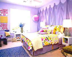 bedroom the cute of interior design on bedroom with light purple
