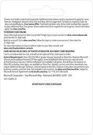 amazon com 12 month xbox live gold membership digital code