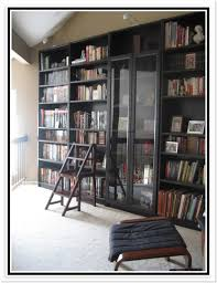 small bookcase with glass doors ikea hemnes bookcase glass doors roselawnlutheran