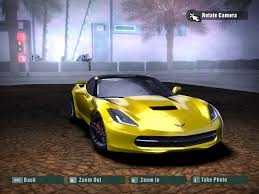 corvette stingray speed need for speed carbon chevrolet corvette stingray c7 nfscars