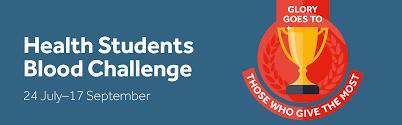 Challenge Blood Health Students Blood Challenge Australian Cross Blood Service