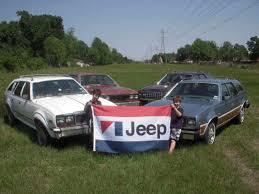 jeep amc 82 concord dl woodie wagon 39k miles u0026 texas title amc eagle den