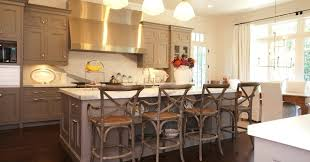 islands for kitchens with stools t4akihome page 61 kitchen island stools with backs shaker