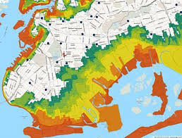 seattle flood map new new york city flood zones include 600 000 more residents cbs