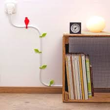 How To Install A Wall Sconce 42 Ingeniously Easy Ways To Hide The Ugly Stuff In Your Home