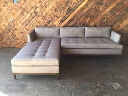 Sofa With Reversible Chaise Lounge by Best 20 Midcentury Outdoor Chaise Lounges Ideas On Pinterest