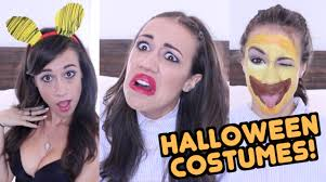 last minute halloween costume ideas youtube