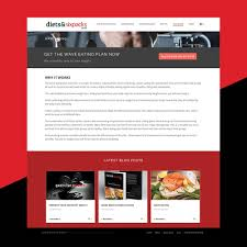 fitness and nutritional website for south wales business