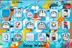 download themes doraemon doraemon hidden today themes for 9700 free blackberry themes download