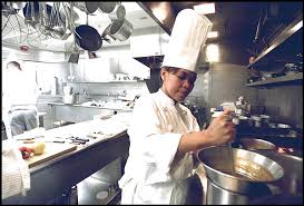 kitchen chef guest post a sociological study of why so few women chefs in