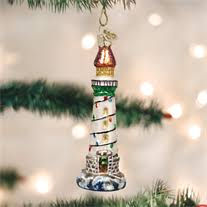 home ornaments lighthouse ornaments world