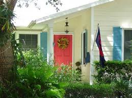 yellow house with teal shutters yahoo image search results