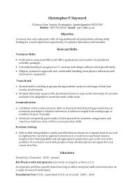 resume communication skills the best resume