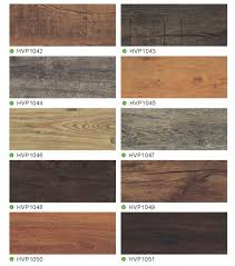 high quality embossed residential vinyl plank flooring glue
