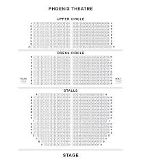 phoenix theatre london theatres in london london theatre tickets