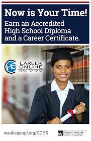 is online high school high school completion career online high school waukegan