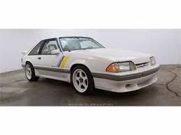 1990 ford mustang 1988 to 1990 ford mustang for sale on classiccars com 47 available