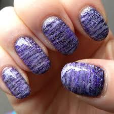 i u0027m a fan of purple nail art by quixii on deviantart
