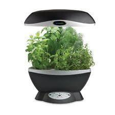 Indoor Garden Kit Aerogarden 6 Elite Hydroponic Indoor Growing System Plants Aero
