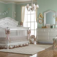 Furniture Sets Nursery by Dolce Babi Angelina 2 Piece Nursery Set In Pearl Crib Double