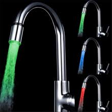Water Faucet Aerator Popular Led Faucet Aerator Buy Cheap Led Faucet Aerator Lots From