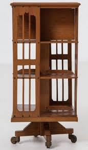 marvelous decorating antique edwardian mahogany revolving bookcase