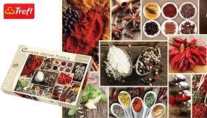 puzzle cuisine 33 trefl cuisine décor spices puzzle 1000 pcs only 10