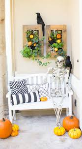 Outdoor Halloween Decorations Martha Stewart Loversiq by 100 9 Halloween Front Porch Decorating Ideas Hgtv 9