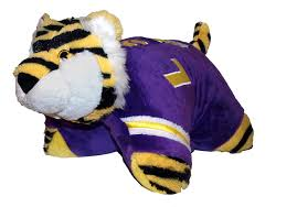 Lsu Garden Flag Amazon Com Ncaa Louisiana State Fightin Tigers Pillow Pet