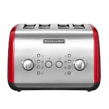 Red Kitchenaid Toasters Kitchenaid Toaster 4 Bin Imperial Red Kitchenaid Toaster Products