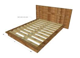 rustic twin bed framerustic hickory log bed style with storage