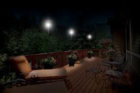 backyard lighting solar home outdoor decoration