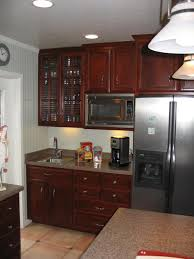 granite countertops kitchen cabinets crown molding lighting