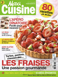 cuisiner le magazine abonnement magazine maxi cuisine abobauer com