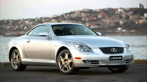 mcgrath lexus westmont used cars 2015 model lexus sc 430 youtube