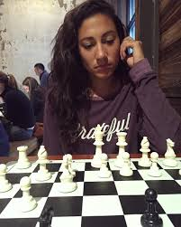 Cool Chess Boards by Christen Press U0026 Tobin Heath