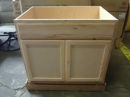 corner base kitchen sink cabinet hton assembled 36 x 34 5 x 24 sink base kitchen cabinet in unfinished beech