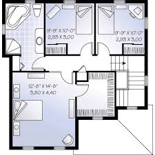 colonial homes floor plans colonial style house plan 3 beds 1 50 baths 1485 sq ft plan 23 523