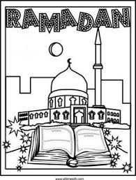 free ramadan coloring al tilmeedh visit www