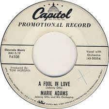 a fool in love marie adams a fool in love vinyl at discogs