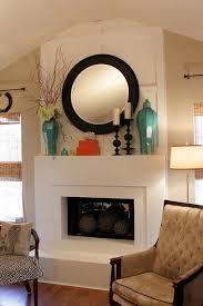 Fireplace Decor Best 25 Fire Place Decor Ideas On Pinterest Brick Fireplace