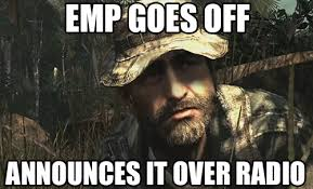 Call Of Duty Ghosts Meme - getting geared up for cod ghost tbn