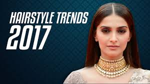 5 hairstyle trends popular in 2017 hair tutorial youtube