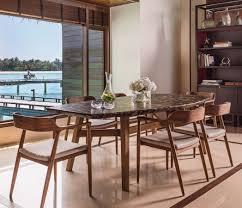 Restaurant Das Esszimmer Grand Water Villa Pool Reethi Rah