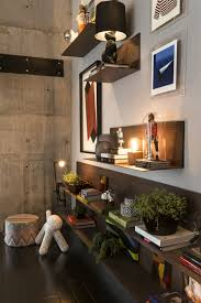 an artful loft design