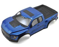 Ford Raptor Truck Parts - 2017 f 150 raptor pre painted u0026 pre cut scale body blue by pro
